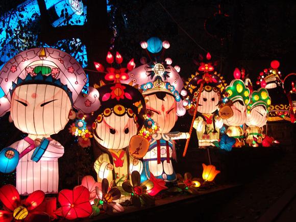 2010東莞春節燈會